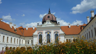 History and Romance - The Palace of Queen Elisabeth in Gödöllő